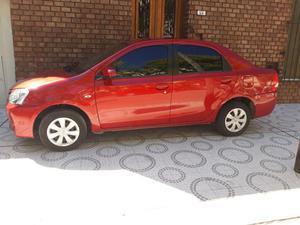 Toyota ethios  unica mano!