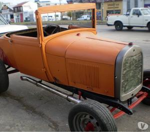 Coupe ford-A  hot rod