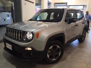 JEEP RENEGADE SPORT ADJUDICADA EN 15 DIAS