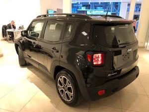 Jeep Renegade 0km *longitude $ **con Cuero**