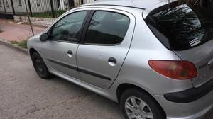 Peugeot 206 Mod  Puertas