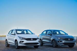 Fiat Cronos: Entrega en cuota  por mes