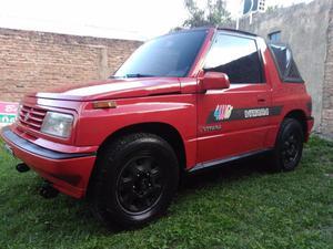 Suzuki Vitara JLX 4x4