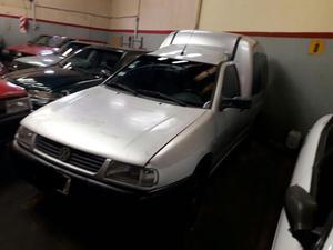 Volkswagen caddy GNC modelo 04 FINANCIADO 100