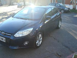 FORD FOCUS SE PLUS  FULL FULL CUERO, UNICA MANO