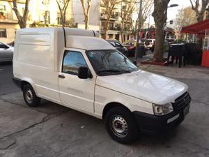 Fiat Fiorino Furgón Nafta GNC
