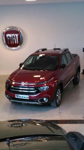 Fiat Toro fiat toro 2.0 Diesel Freedom automatica