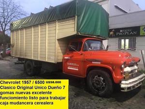 CHEVROLET  U$S  ORIGINAL UNICO DUEÑO TITULAR Y