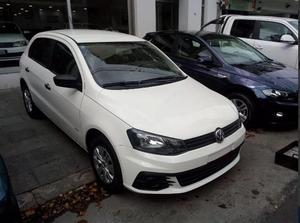 Volkswagen Gol  financiado