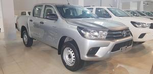 Toyota Hilux Dx 4x4 0km