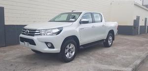 Toyota Hilux Srv 4x4 Automatica 0km