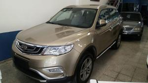 GEELY EMGRAND 0KM X7 2.4 GT AT 4X4