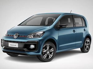 Volkswagen Up Plan Adjudicado