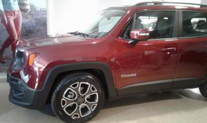 jeep renegade sport 0km anticipo y ctas s intereses!