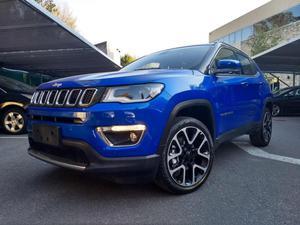 Jeep Compass Sport 2.4 MT y cuotas!!!