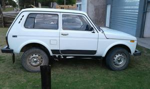 Lada 4x4 Año  I 3 Puertas Gesell y caba