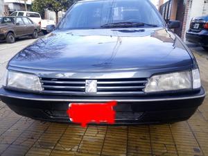 Peugeot 405 Grdt