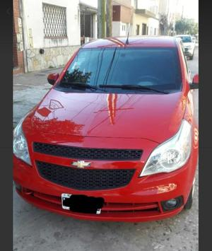 Chevrolet Agile  Lt km Permuto