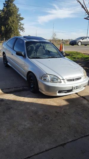 Vendo Honda Civic Ex Coupe