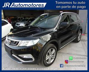 Geely Emgrand EMGRAND X7 2.4 GL AT