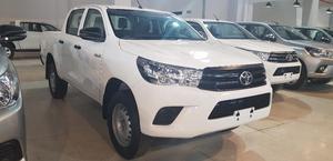 Toyota Hilux Dx 4x2 0km 2.4