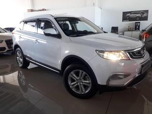 Geely Emgrand X7sport manual