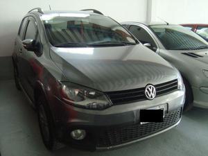 Volkswagen CrossFox Trendline 1.6 5p Cuero
