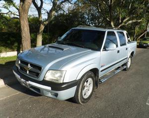 Vendo Impecable Chevrolet S10