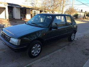 Peugeot 205 Gl 1.3N Mod 98 Impecable