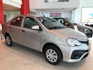 Toyota Etios X Sedán Plan de Ahorro