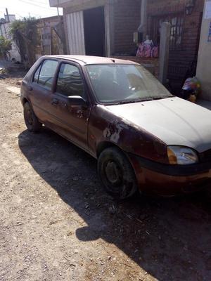 Urgente Ford Fiesta Modelo 99