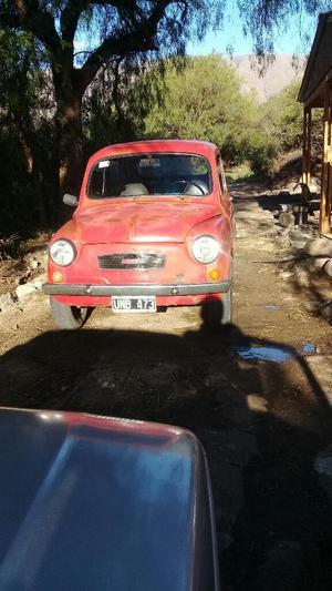 Fiat 600 S 82