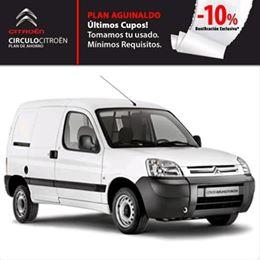 Citroen Berlingo plan Aguinaldo