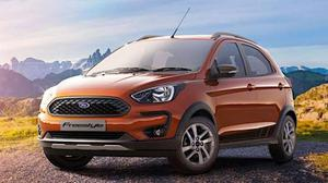 Ford Ka Freestyle 100% Financiado