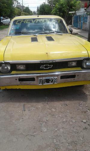 Chevy Coupe con Gnc