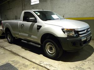 Ford Ranger  d CABINA SIMPLE kms UNICAA!!!!!!
