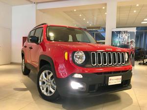 Jeep Renegade Sport Anticipo y Cuotas