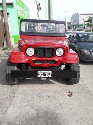 jeep v8 gnc