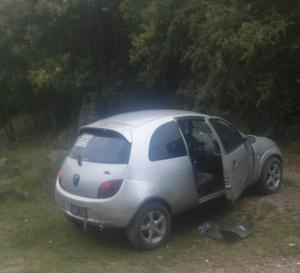 Vendo Ford Ka Modelo
