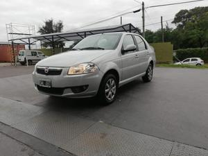 Vendo SIENA  FULL GNC Impecable Con Airbag Abs