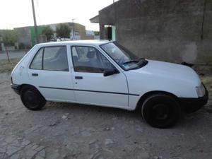 Peugeot 205 Nafta Segundo Dueño