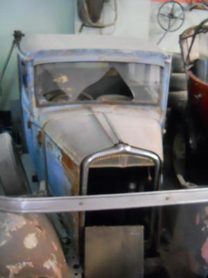 FIAT 508, AÑO , ÚNICO EN SUDAMÉRICA A RESTAURAR