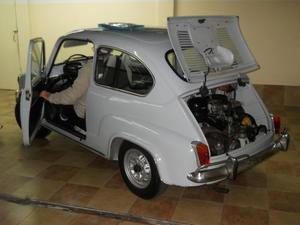 FIAT 600 R  ORIGINAL, INCREIBLE!!
