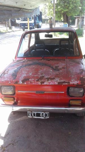 Fiat 133 modelo 83 pocos kilmetros