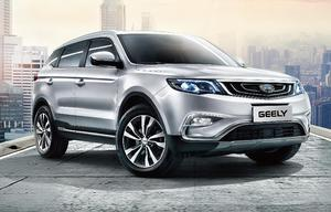 Geely Emgrand X7 M/t