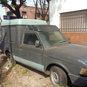 Fiat Fiorino 92 Nafta Hay Que Hacer Rpa
