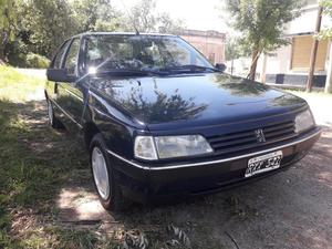 Peugeot 405 GR Nafta y GNC  Km.