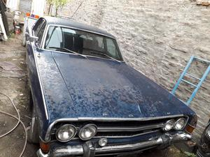 Vendo Ford Fairlane Ltd Mod 81