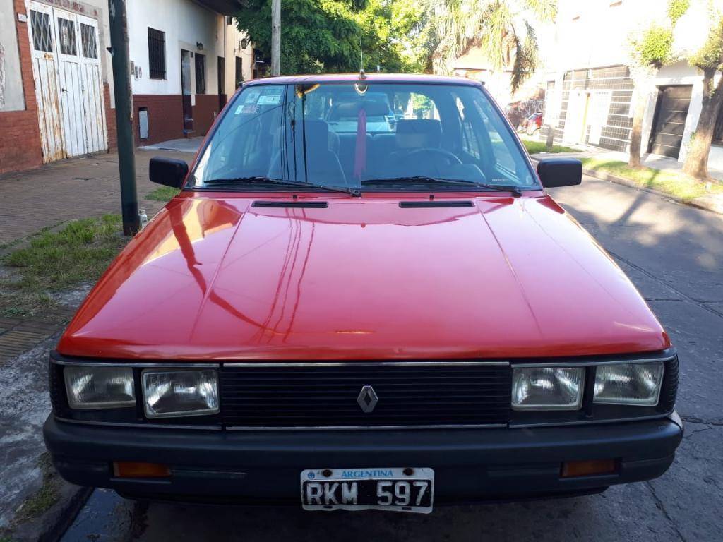 Renault 11 Ts Mod 89 Gnc