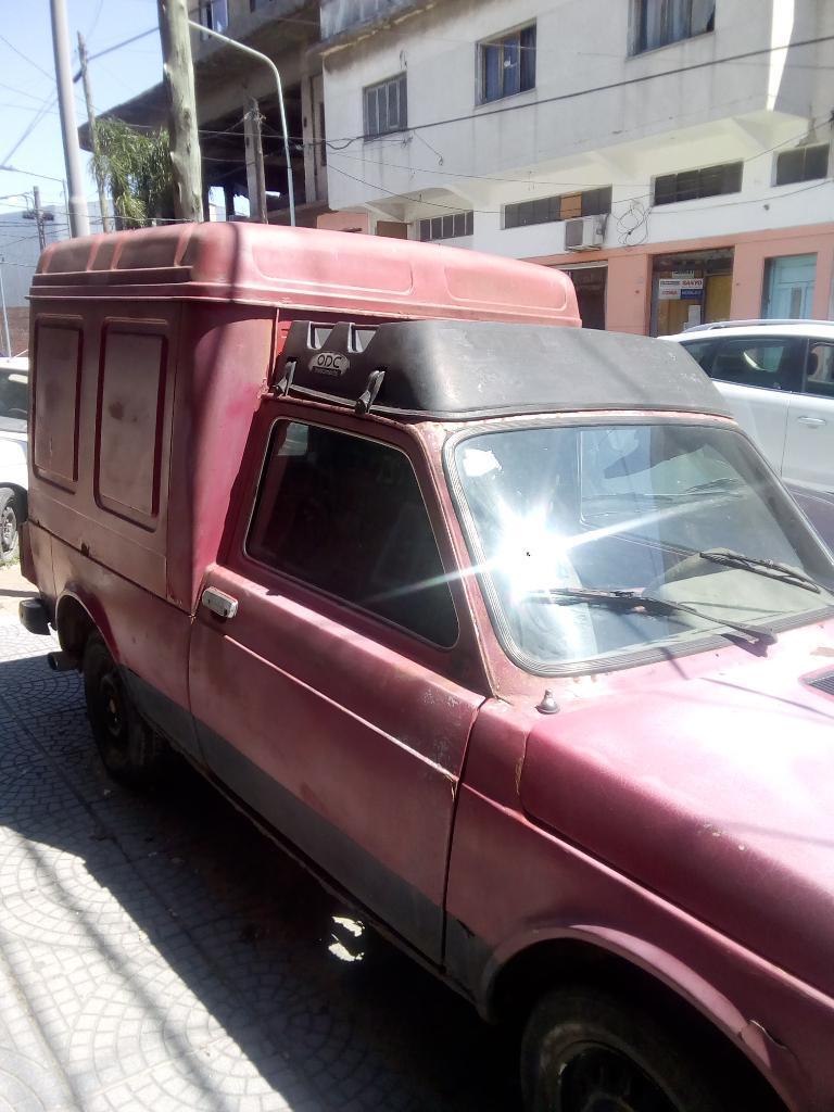 Vendo Fiorino Diesel Y Fiat 147.